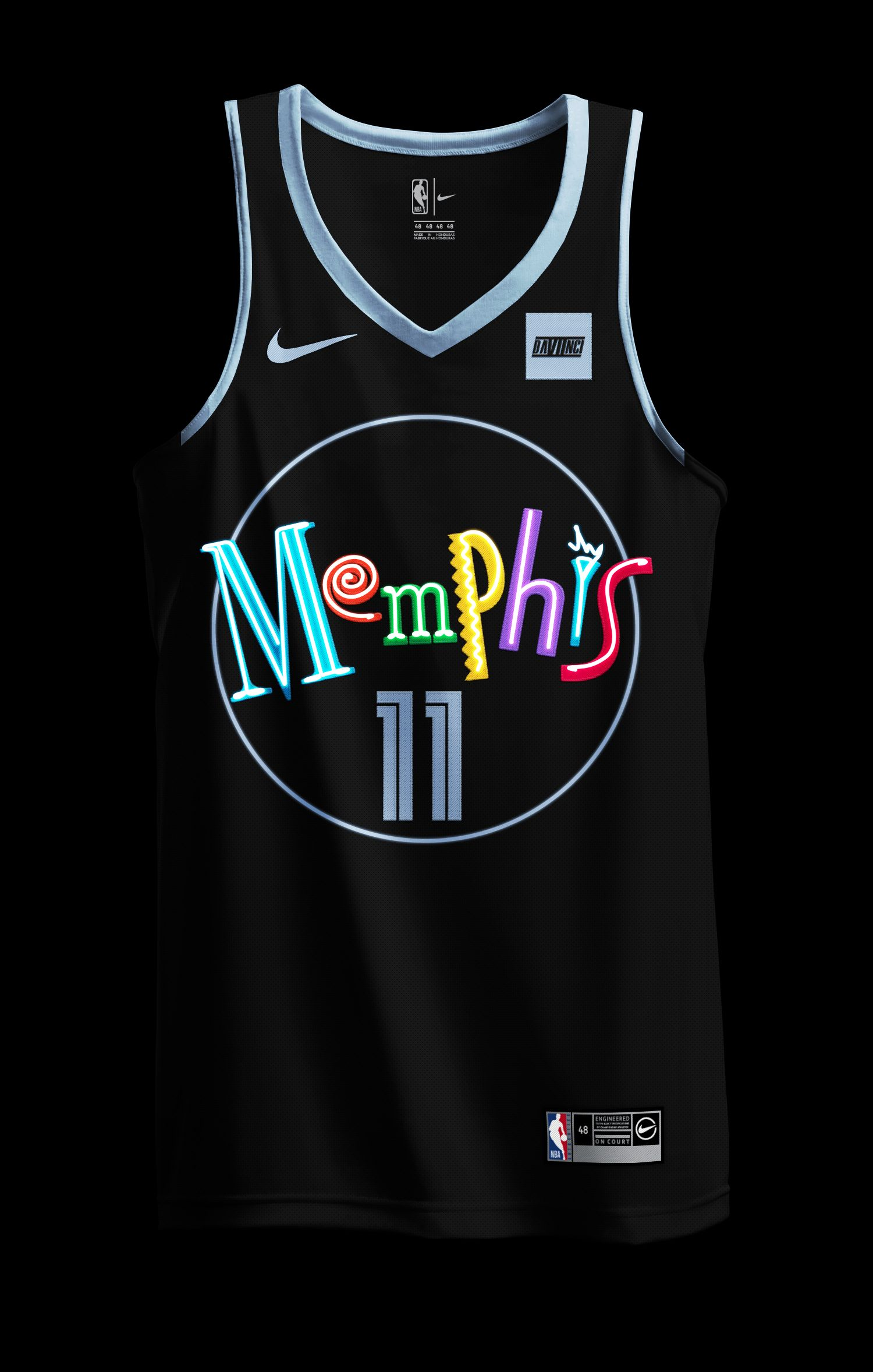 NBA x NIKE Redesign Project (MIAMI HEAT CITY EDITION added