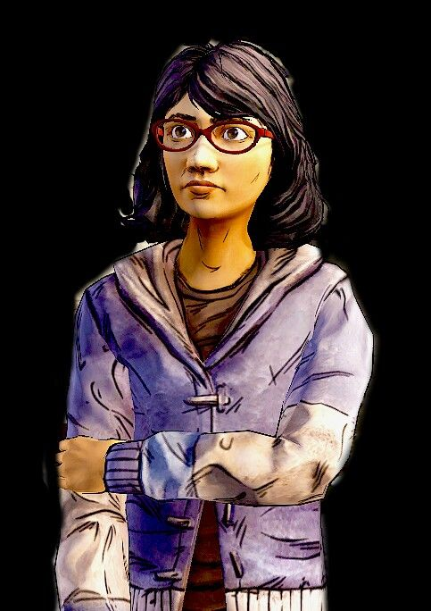 Sarah  ~The Walking Dead Game  Season 2 ep 1 - s 2 ep 4