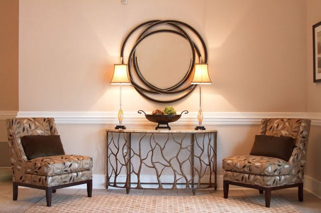 Large Foyer Wall Decorating Ideas : Rooms project reveal church foyer makeover the table