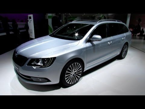 Superb Facelift Skoda Superb Skoda Superb
