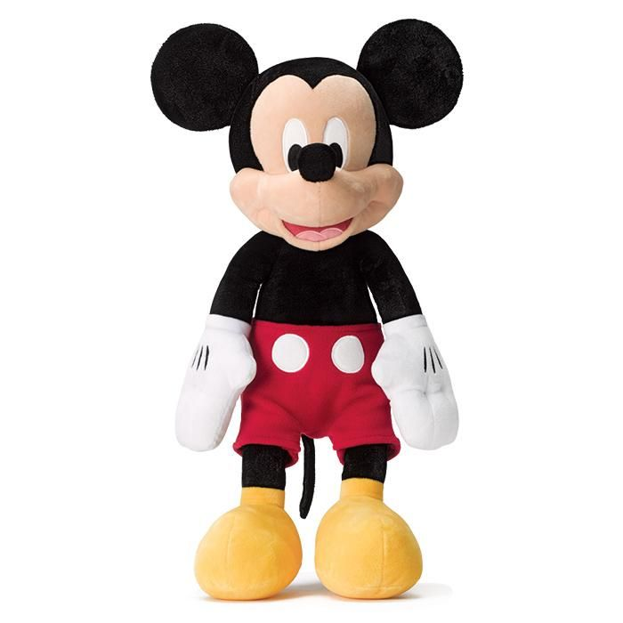 Mickey Mouse Singing Plush Fall Head Over Ears For This Singing