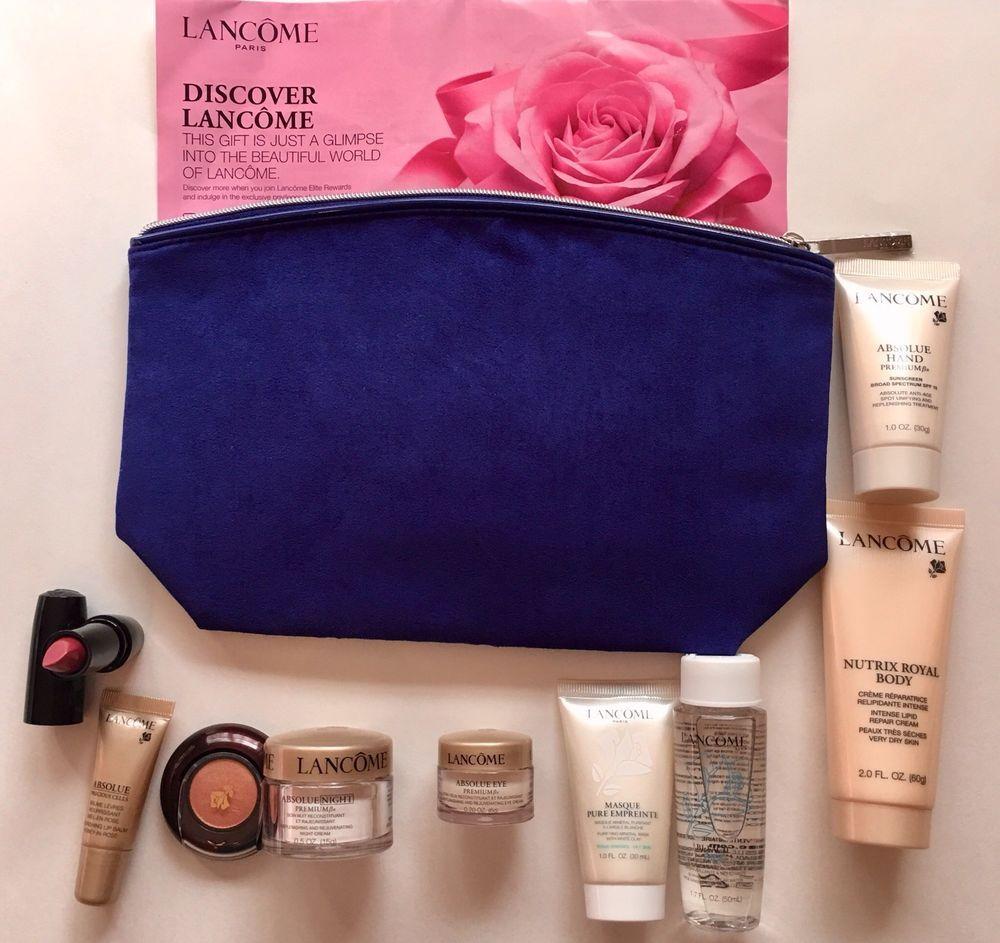 10 Piece GWP Set, Absolue Premium, Makeup & Skin