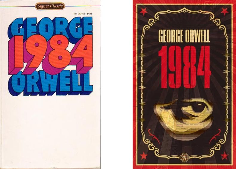 35+ 1984 covers info