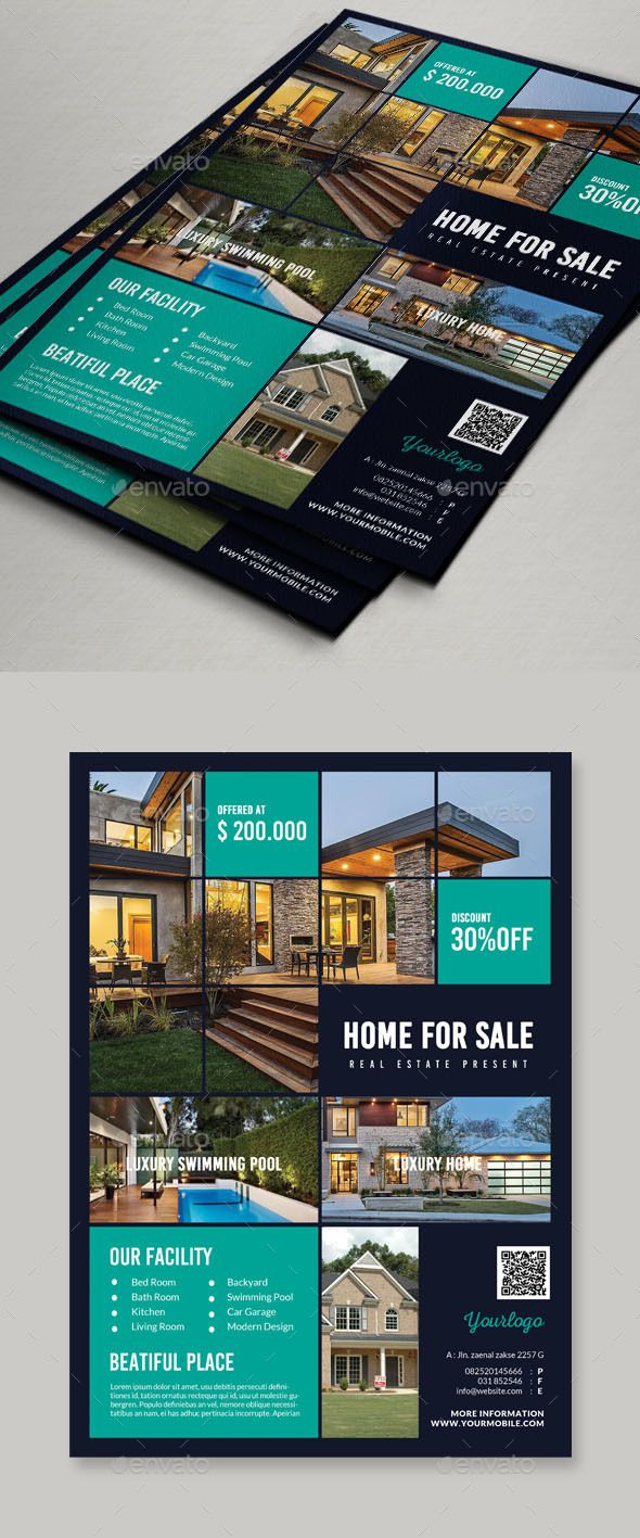 real estate flyer real estate flyers real estate and brochures