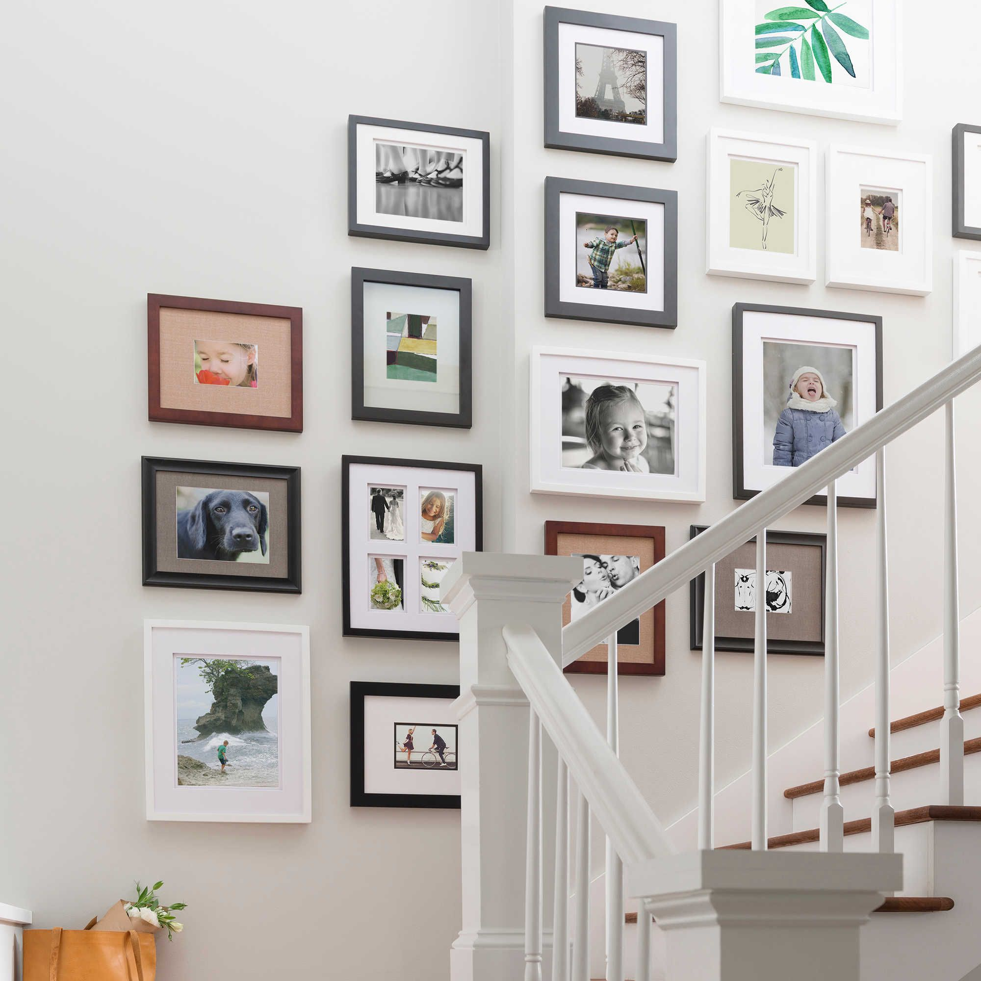 via our in mat hang nine a grid me georgetown frames framebridge oversized mats and margo style order wall frame gallery to how square plan with