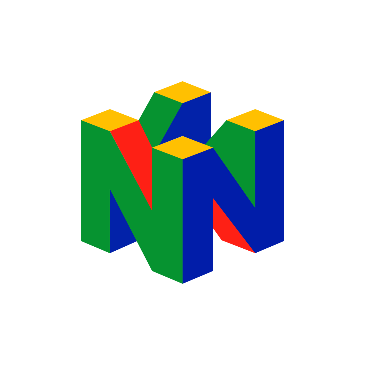 Nintendo 64 Designer Unknown Firm In House Year 1996 Nintendo Tattoo Nintendo Logo Retro Logos