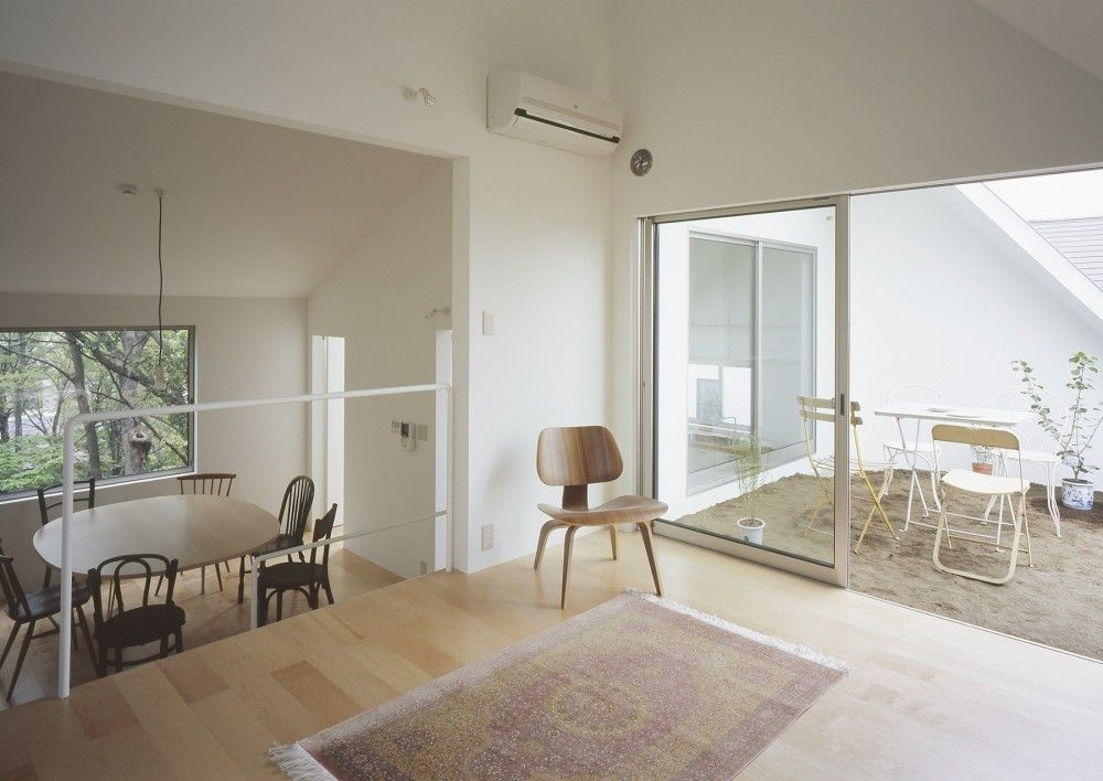 Gallery of House with Gardens / Tetsuo Kondo Architects - 2 ...