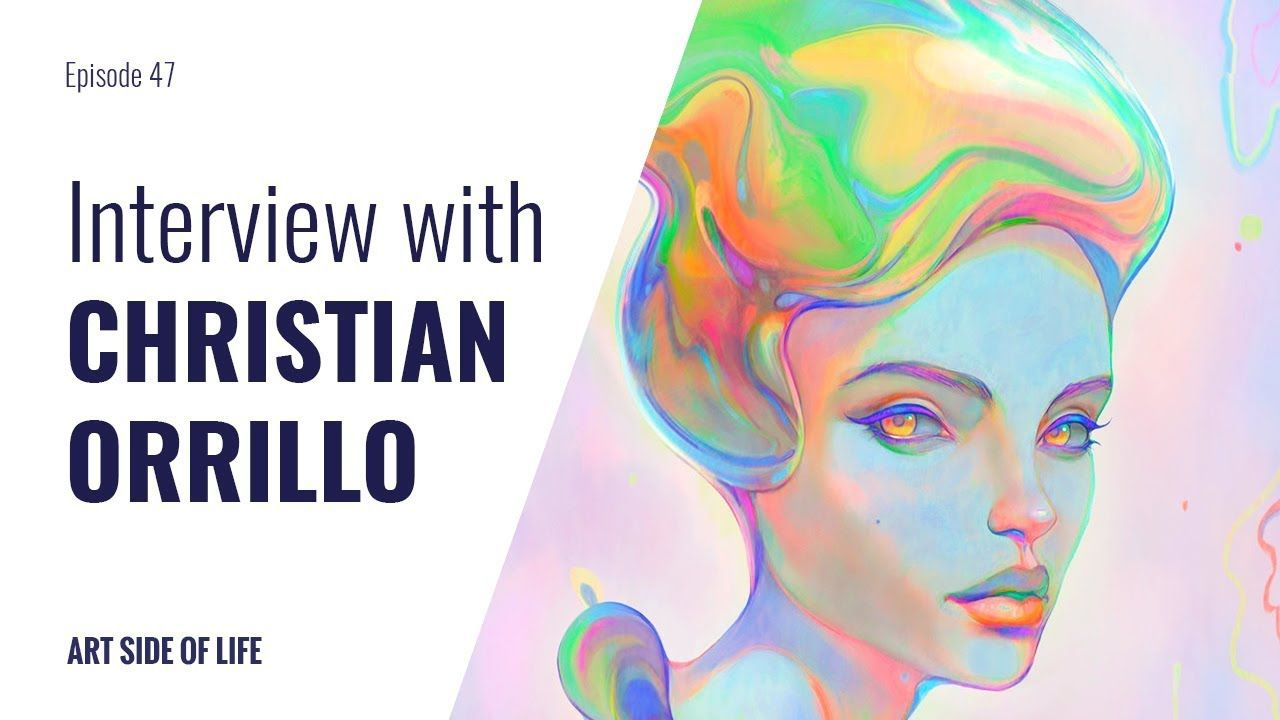 Ep 47 Chris Orrillo Krizpii On How To Develop Your Own Art Style And In 2020 Development Style Fashion Art