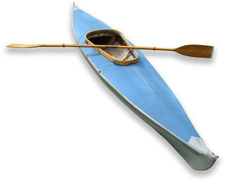 Tyne Folding Kayak - Granta Sprite (No  661043) single seat kayak