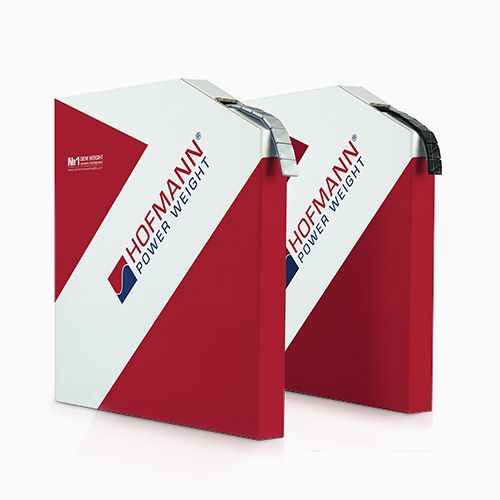 Entwurfreich´s woek / SPEEDBOX/ Balancing Weight / Packaging / Sustainable / Innovative / Wegmann Automotive / Red / White / at Entwurfeich