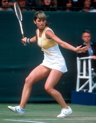 The 70 Hottest Women Of The 70s Tennis Players Female Chris Evert American Tennis Players