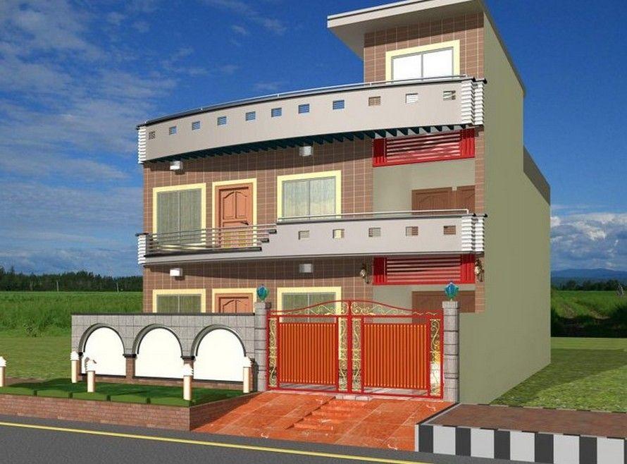 Decorating-Home-Front-Tiles-Design.jpg 890×658 pixels | Houses ...