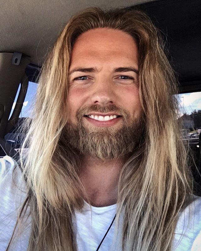 Instagram Photo By Lasse Lokken Matberg Aug 7 2016 At 6 31pm Utc Long Hair Styles Men Viking Hair Long Hair Styles