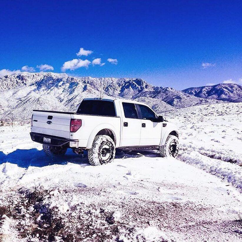 Makin Snow Angels Ford Raptor Ford Raptor Ford Trucks Car Ford