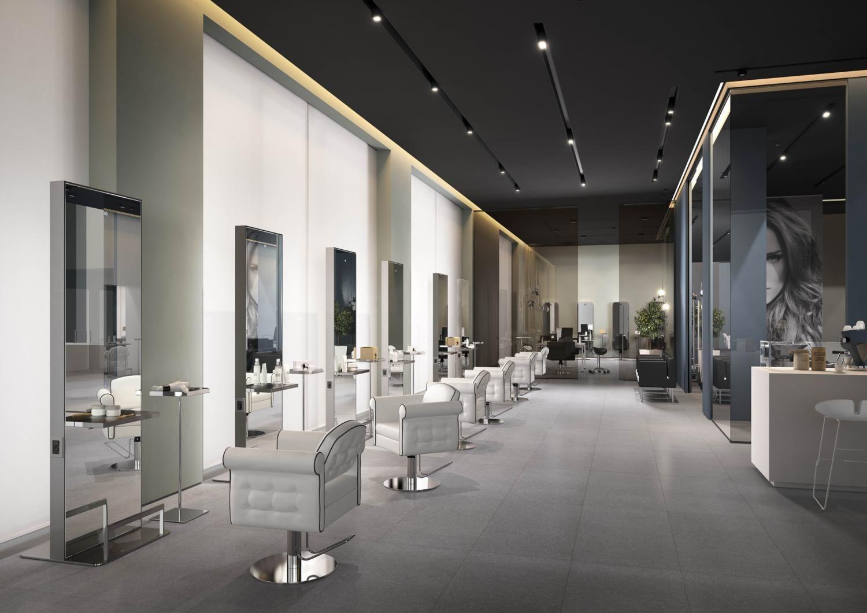 mobiliario de peluqueria proyectos peluquerias
