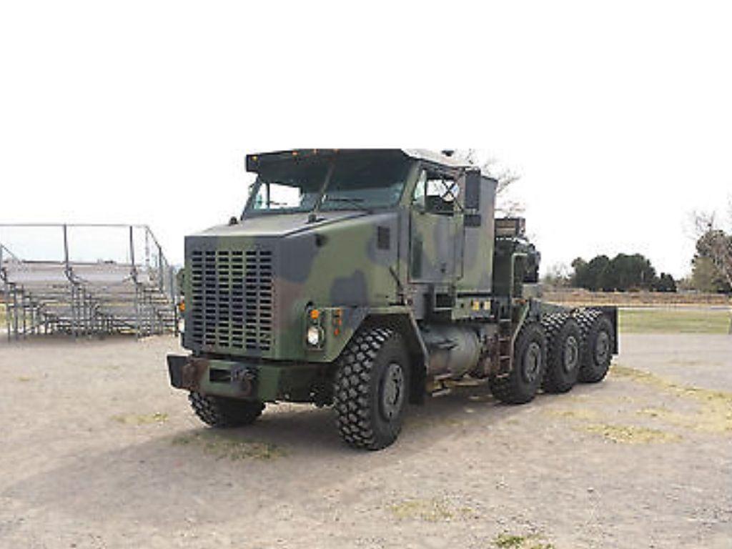 1993 oshkosh m1070 heavy duty truck army surplus