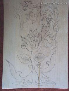 Схемы рисунки для джута