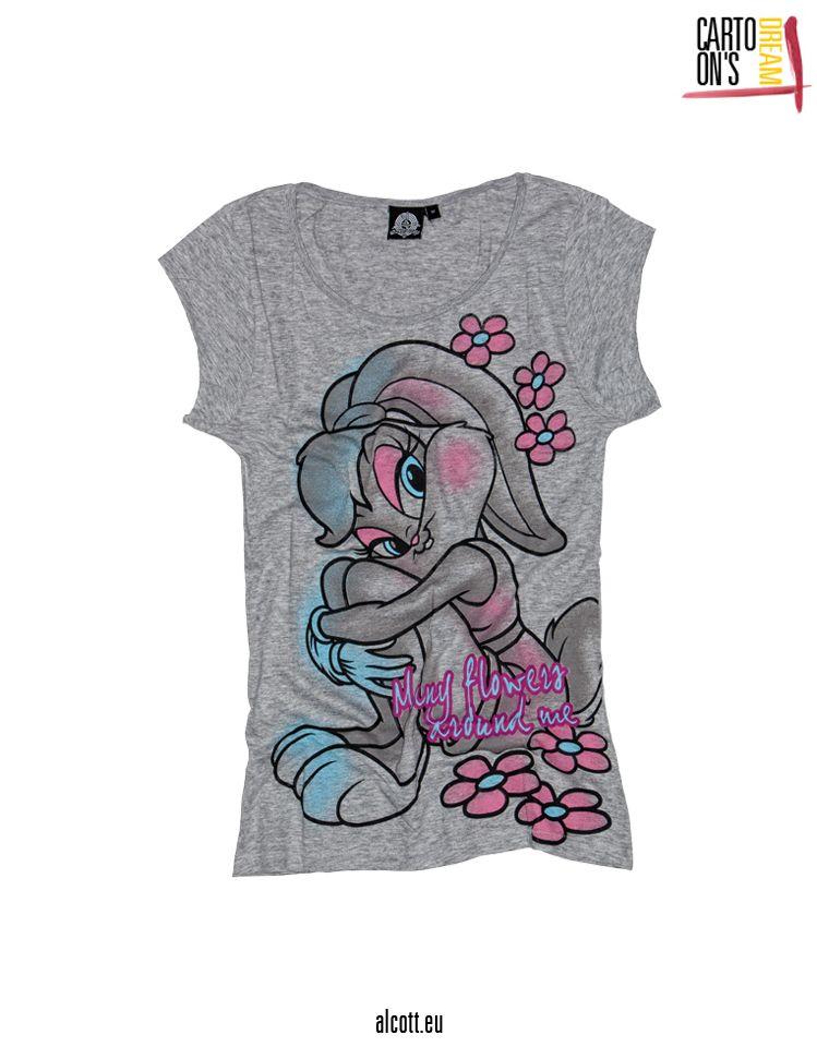 55545d223de95 Lola Bunny T-Shirt by ALCOTT www.alcott.eu