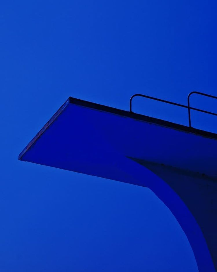 Deep Brilliant Blue Royalblue Color Aesthetic Inspiration