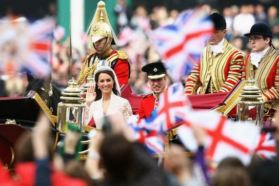 Twelve months ago, Prince William, bestowed with the new title Duke of Cambridge, and his bride, Kate, journeyed by carriage procession to Buckingham Palace following their marriage at Westminster Abbey. The marriage of the second-in-line to the British throne was attended by 1,900 guests, including foreign Royal family members and heads of state. Thousands of media representatives and well-wishers from around the world flocked to London to witness the spectacle and pageantry of the Royal…