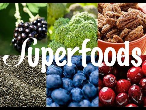 SUPERFOODS!!! | Best Superfood | MUST SEE!! | Diet Tips | Healthy Weight Loss | Vegan Diet - YouTube