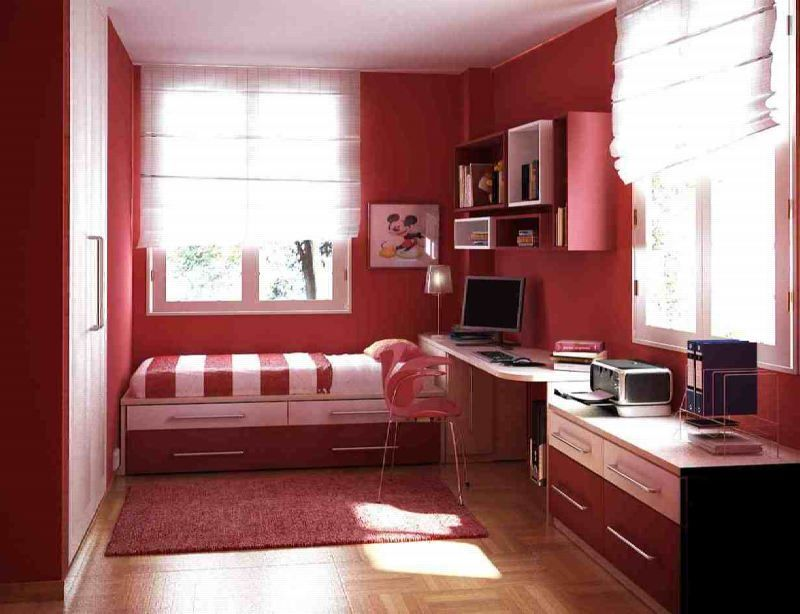 Small Room Decorating Ideas In Pakistan Small Room Design Red Bedroom Design Small Bedroom Decor