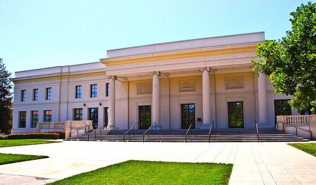 Huntington library, LA