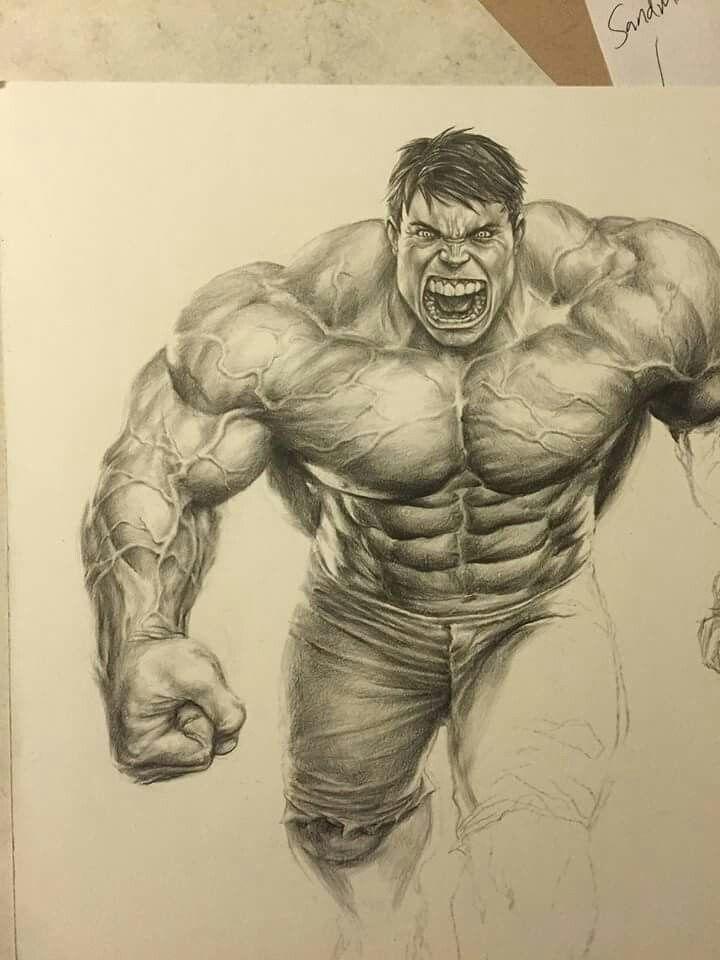 The Hulk Más