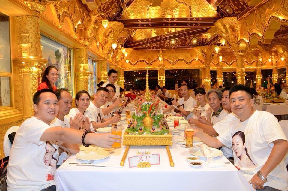Seafood platter @Golden Kinnaree Buffet restaurant  #phuket fantasea #event  #eventthai #show #phuket #buffet #restaurant
