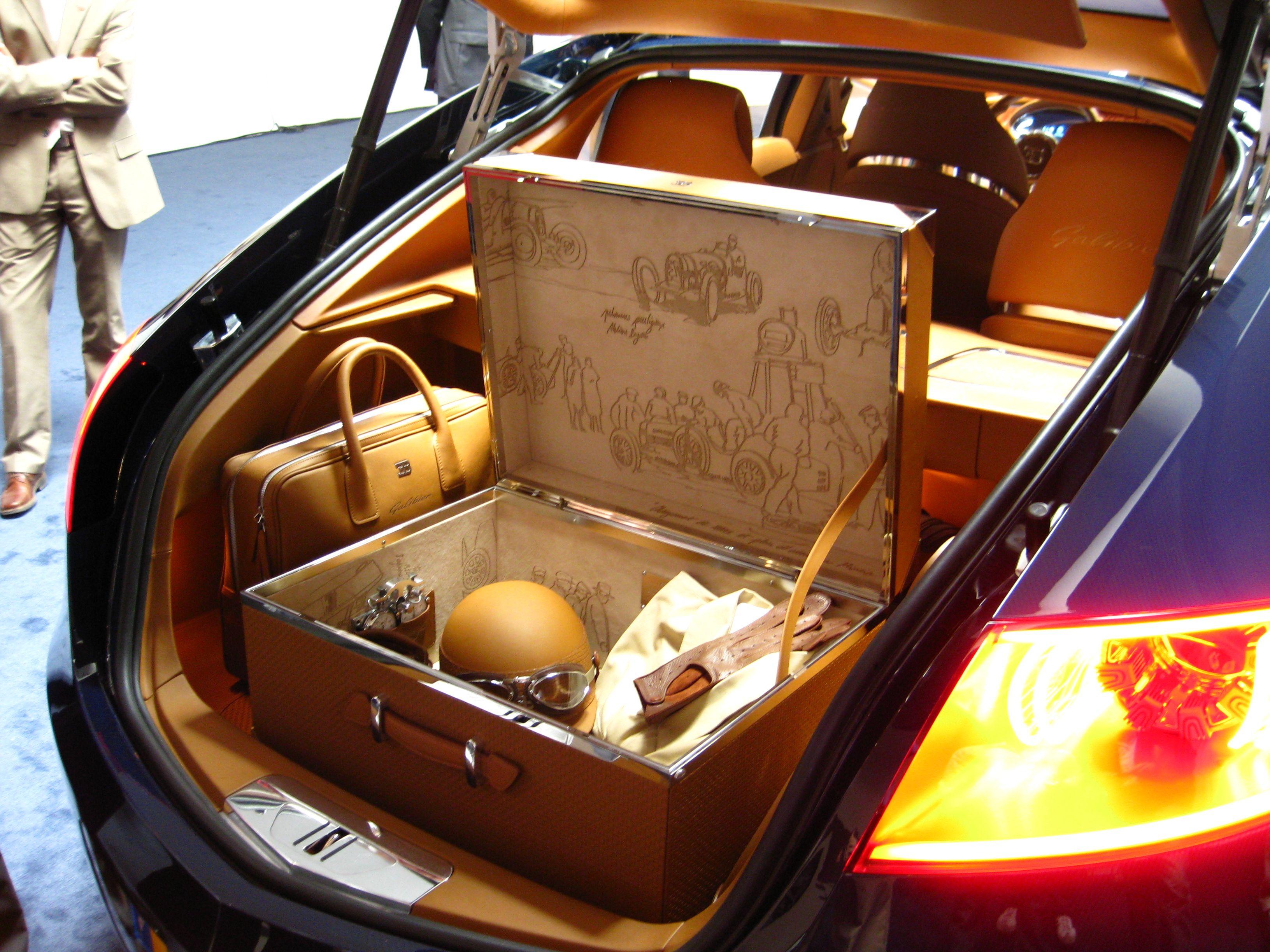 Beau Bugatti 16 C Galibier Concept