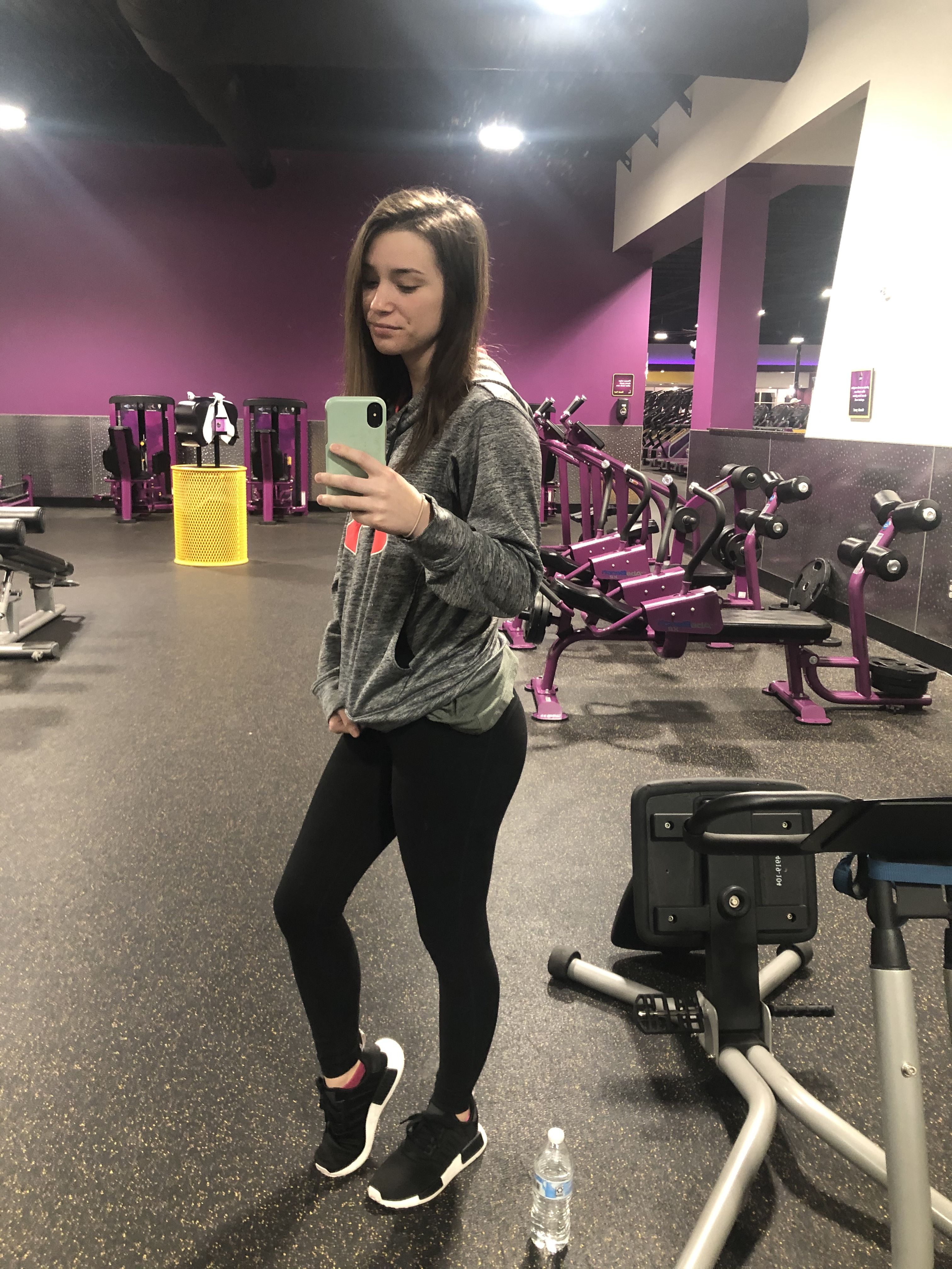 Early morning gym sessions are the best gym time