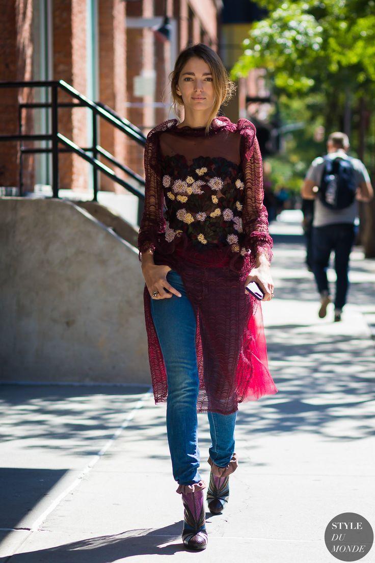 sofia-sanchez-de-betak-by-styledumonde-street-style-fashion-photography Nail Design, Nail Art, Nail Salon, Irvine, Newport Beach