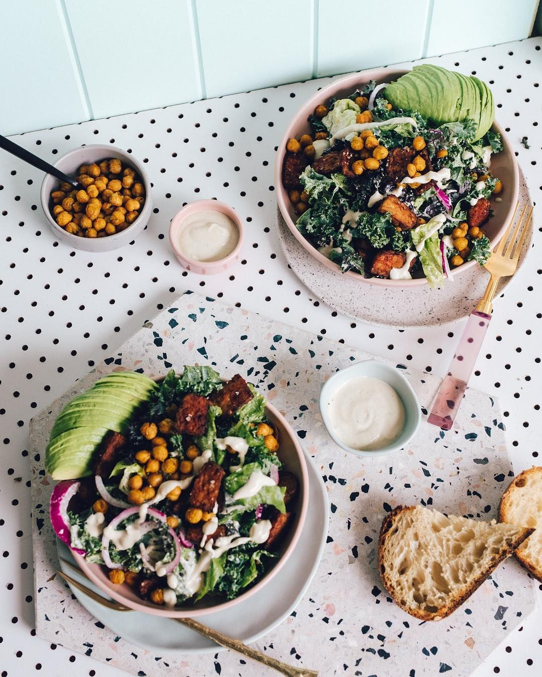 """ELLIE BULLEN ⋆ PLANT-BASED on Instagram: """"EAT MORE SALAD 🍃 if I could give 1 piece of health advice to people it would be to eat more veggies, anddd the best way to do this is by…""""  – Fitness"""
