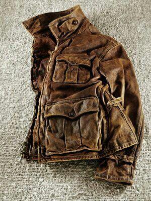 Ralph Lauren Pinterest Leather Jacket By Moda wxqECzv87