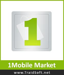 تحميل ون موبايل ماركت للأندرويد 1Mobile Market APK برابط