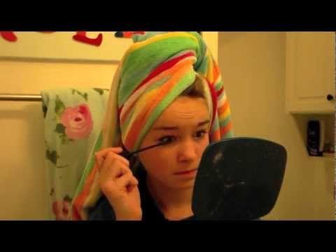 7th grade hair outfit and makeup tutorial  makeup