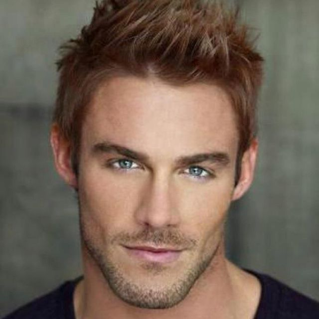 He should SOOO play Christian Grey in the Fifty Shades