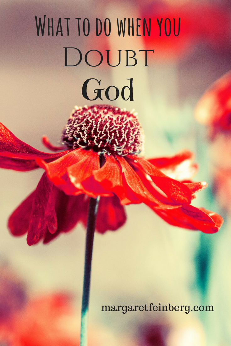 What to Do When You Doubt God | margaretfeinberg.com