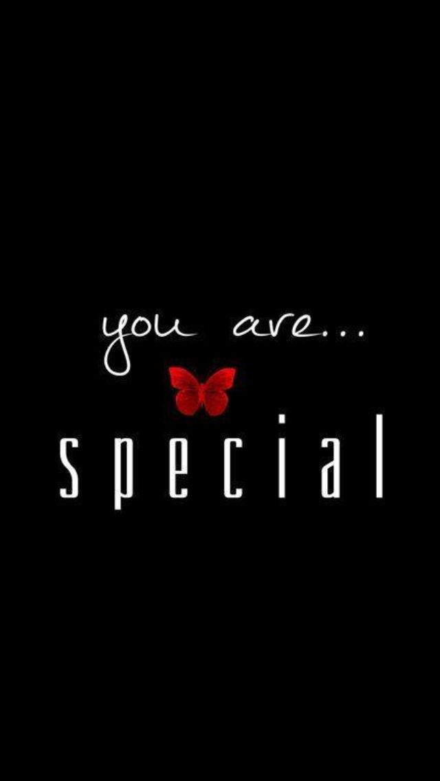 You Are Special Quotes You Are Special ஜღ Ƹ̵̡ӝ̵̨̄ʒ ღஜ #butterfly  Stuff I .