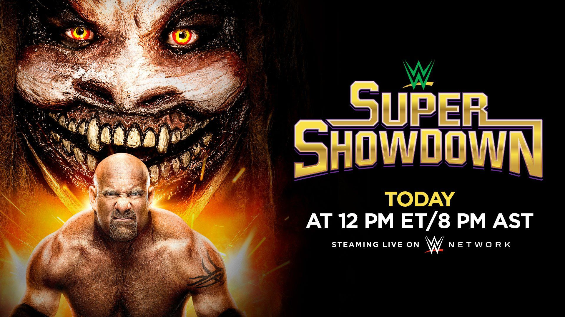 Full Wwe Super Showdown 2020 Results Videos Galleries And