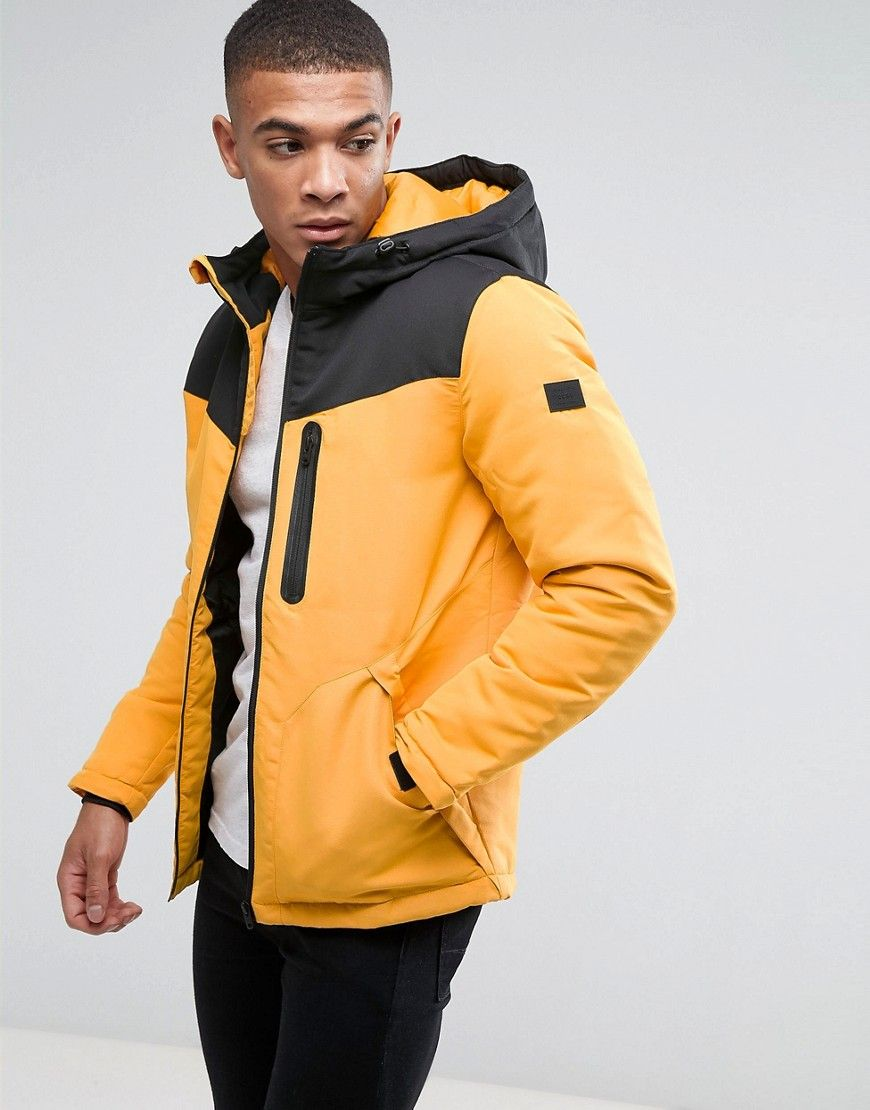 a450103ca Jack & Jones Core Padded Jacket With Hood | Vestiti | Jack jones ...