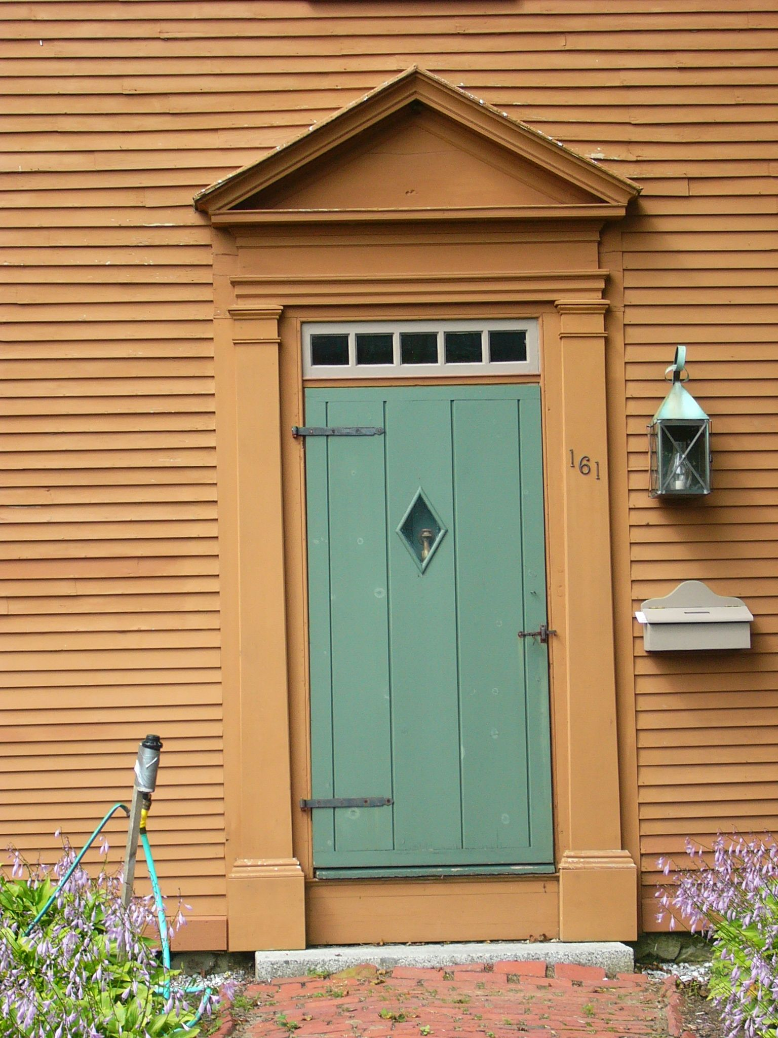 Portsmouth Doors Slab Doors Puertas Gate & Pin by Michael Kelso dba Maine Carpenter on Doors of Portsmouth NH ...