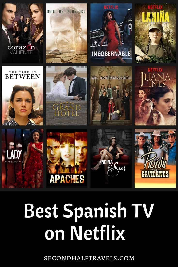 Spanish Series on Netflix: the Best Shows for Learning Spanish | Second-Half Travels - Language ...