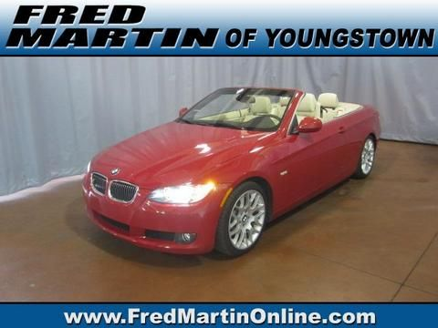 2010 Bmw 328i Convertible 37 979 Fred Martin Ford Mercedes Benz