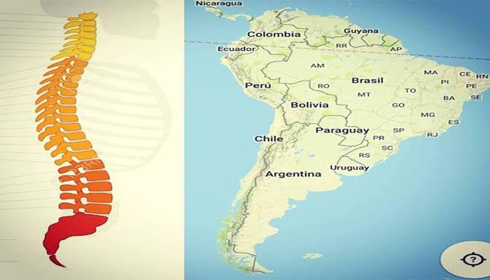 Kundalini De La Tierra Cordillera De Los Andes Es El Nuevo Tíbet Codigo Oculto Cultura De Asia Los Andes Cordillera