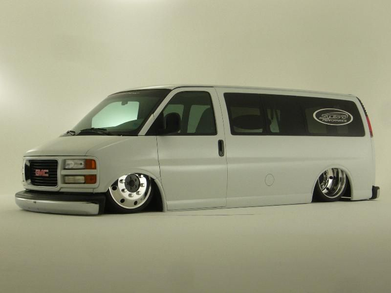 Stop Drop And Roll Lowered Van Yellow Bullet Forums Gmc