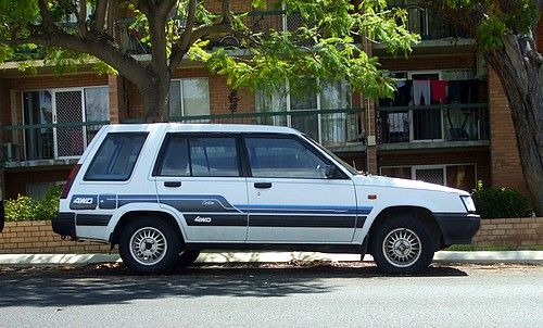 toyota tercel sr5 4wd wagon for sale toyota tercel sr5. Black Bedroom Furniture Sets. Home Design Ideas