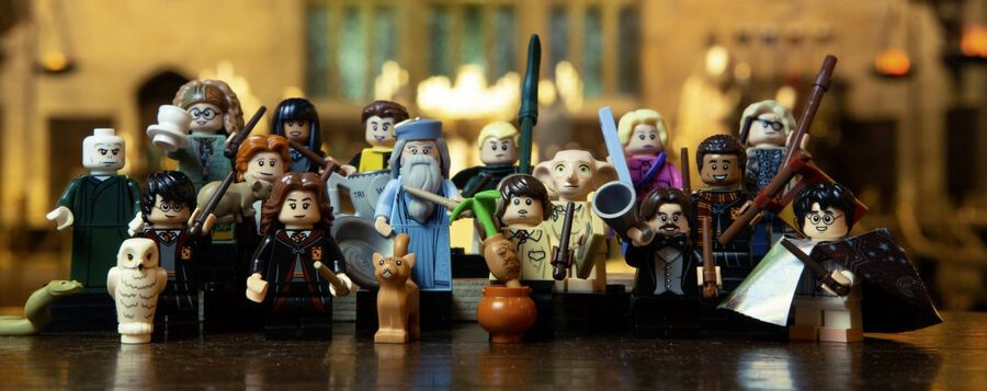 FREE SHIPPING Choose Your Figures Lego 71022 Harry Potter Fantastic Beasts