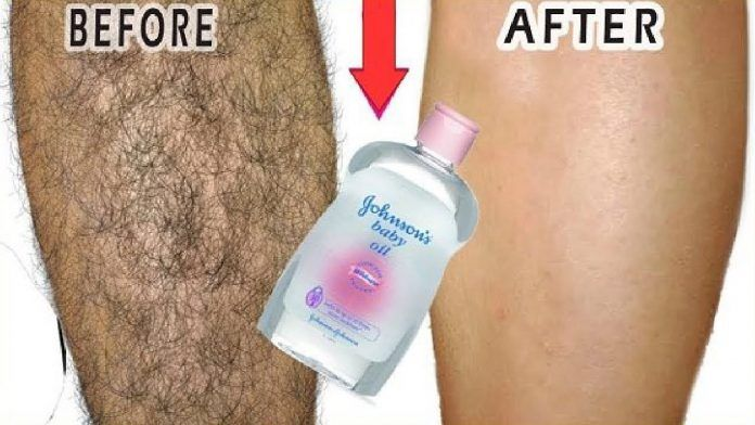 In 3 Days Remove Unwanted Hair Permanently No Shave No Wax Removal