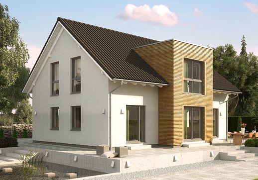 dachgaube quergiebel architektur und h user pinterest g nstig bauen fertighaus g nstig. Black Bedroom Furniture Sets. Home Design Ideas